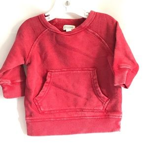 GYMBOREE Baby Faded Red Sweater